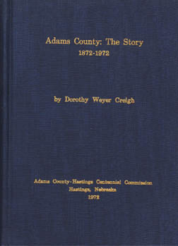 Adams County: The Stories 1872-1972