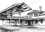 Burlington Depot thumb